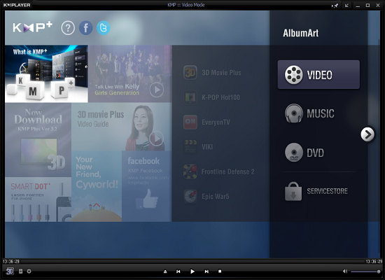 KMPlayer 3.2.0.0